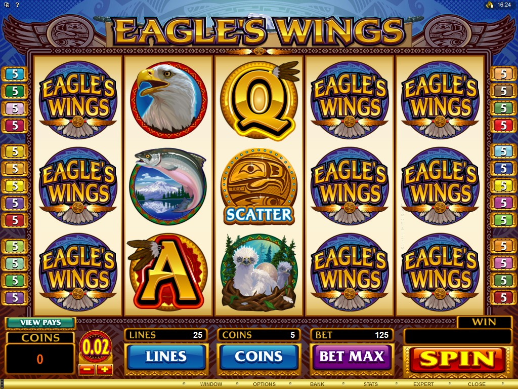 de online casino game slots