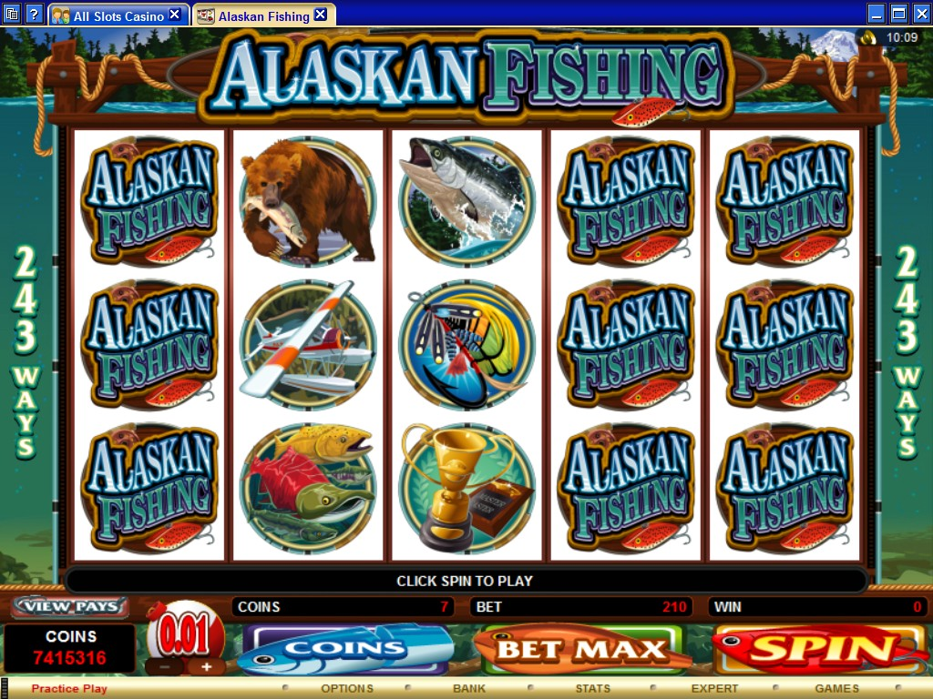 All About Slots Microgaming Software Review