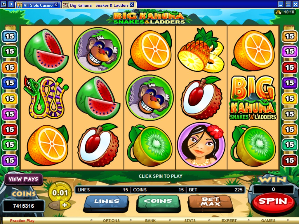 all slot online casino