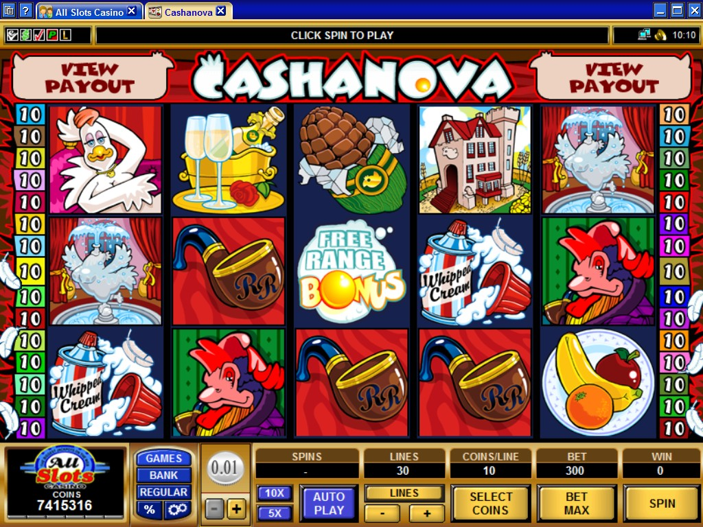 all slots free online casino