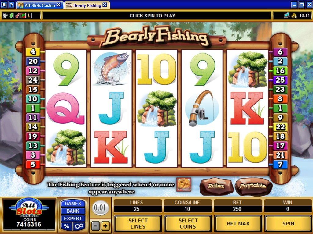 all slots casino free play