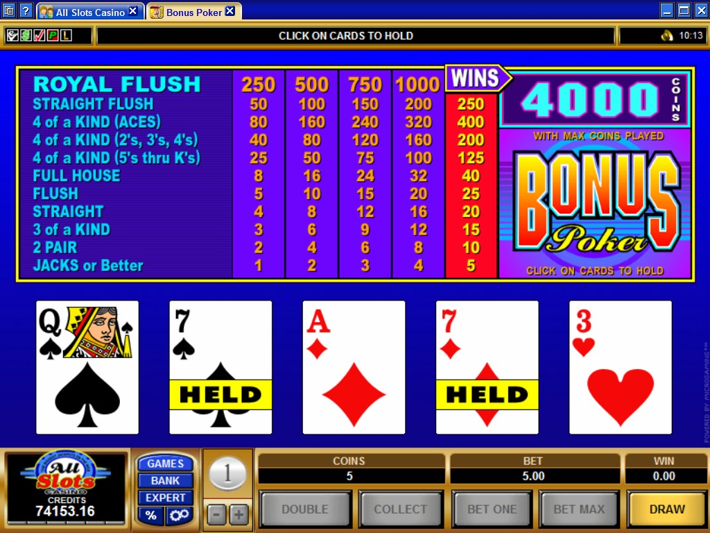 all slots casino full site