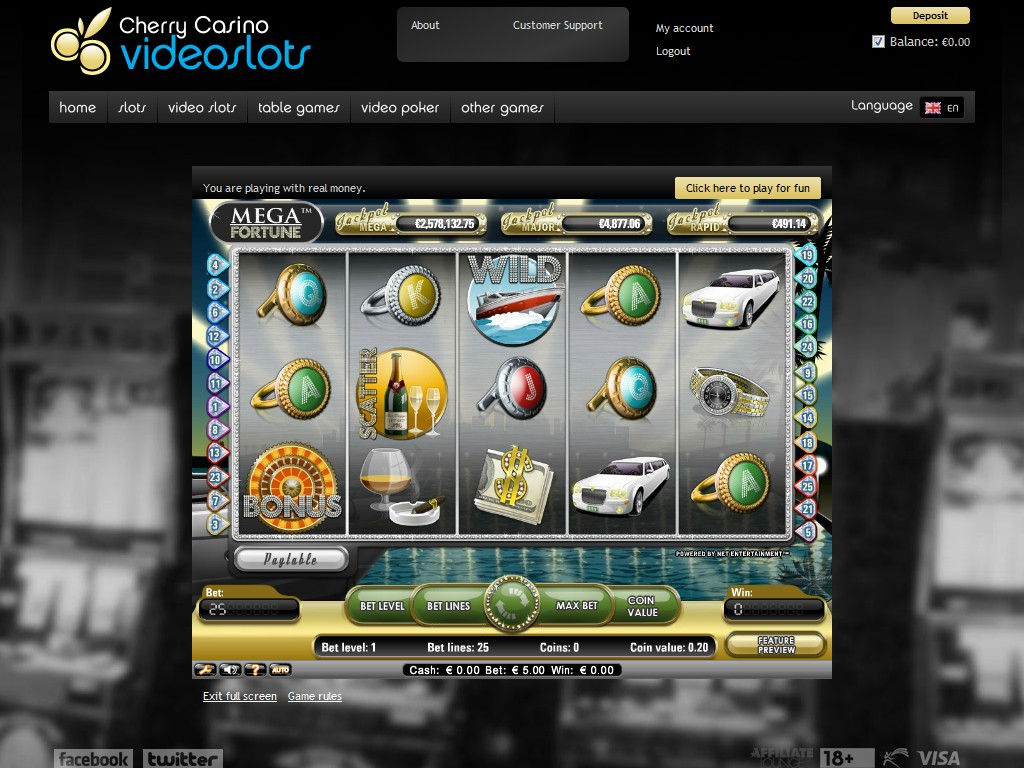 El Paso Saloon Slot Machine - Play Online Video Slots