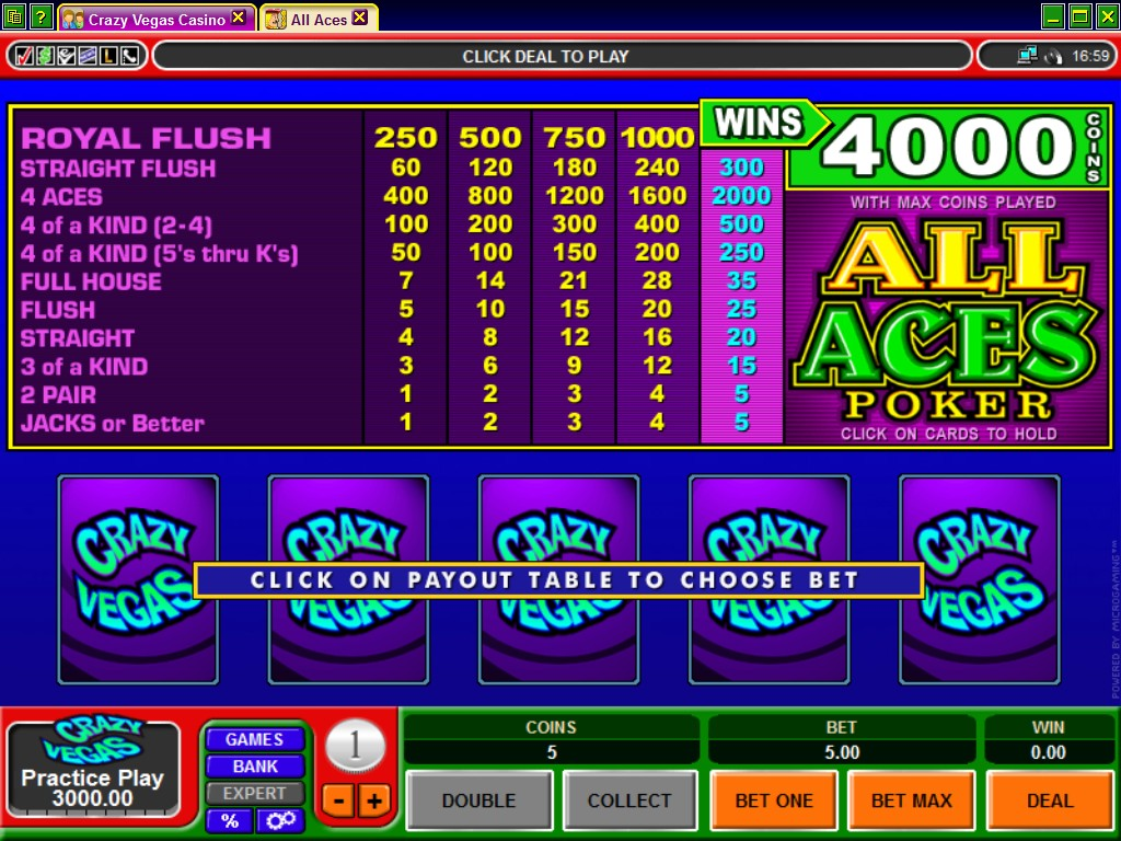 Exciting Slot Games at Crazy Slots Flash Casino