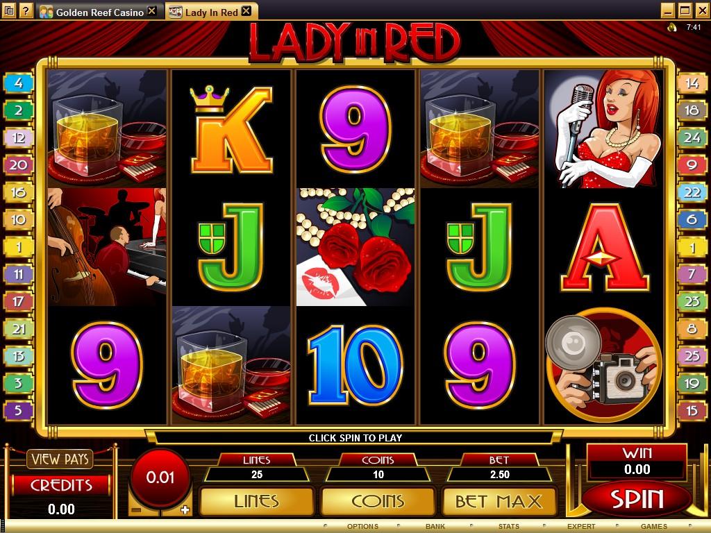 Casino Reef