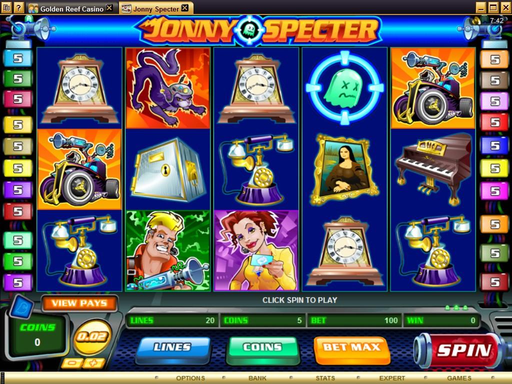 Игровой автомат 7 sins manga 1