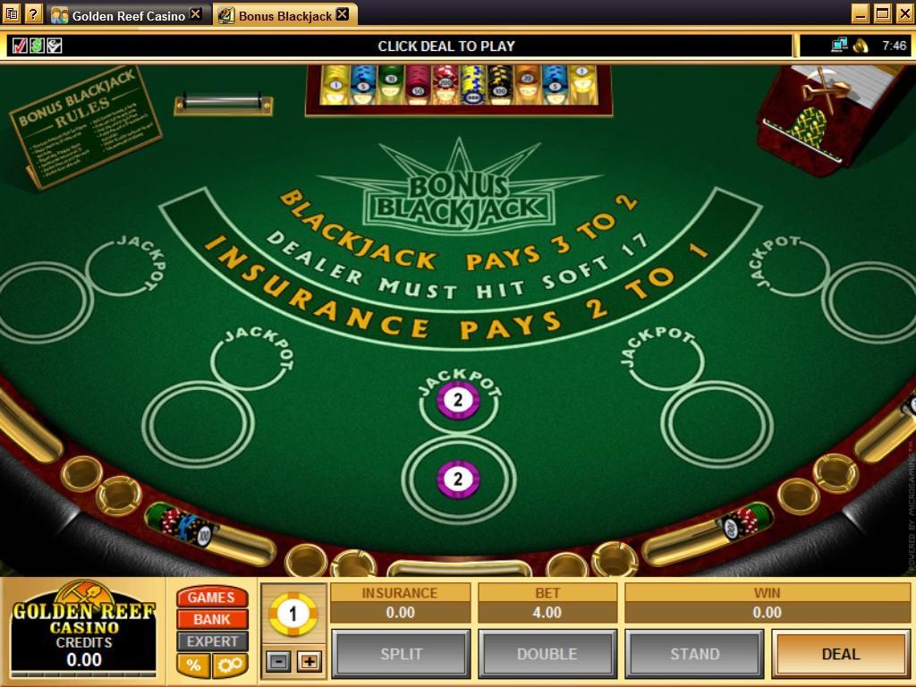 Golden Online Casino Reef