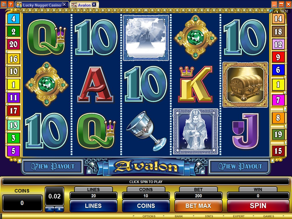 Lucky Nugget Casino Download