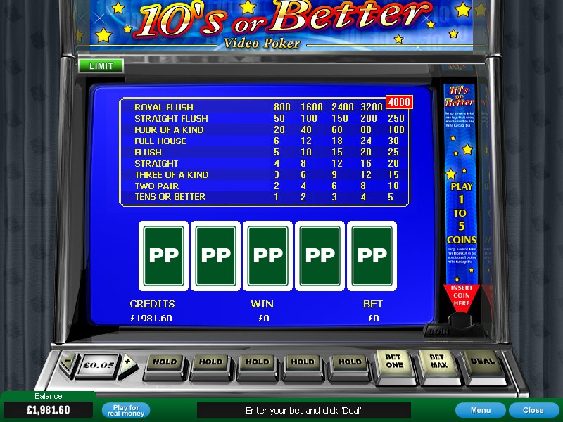 Paddy Power Slots Casino
