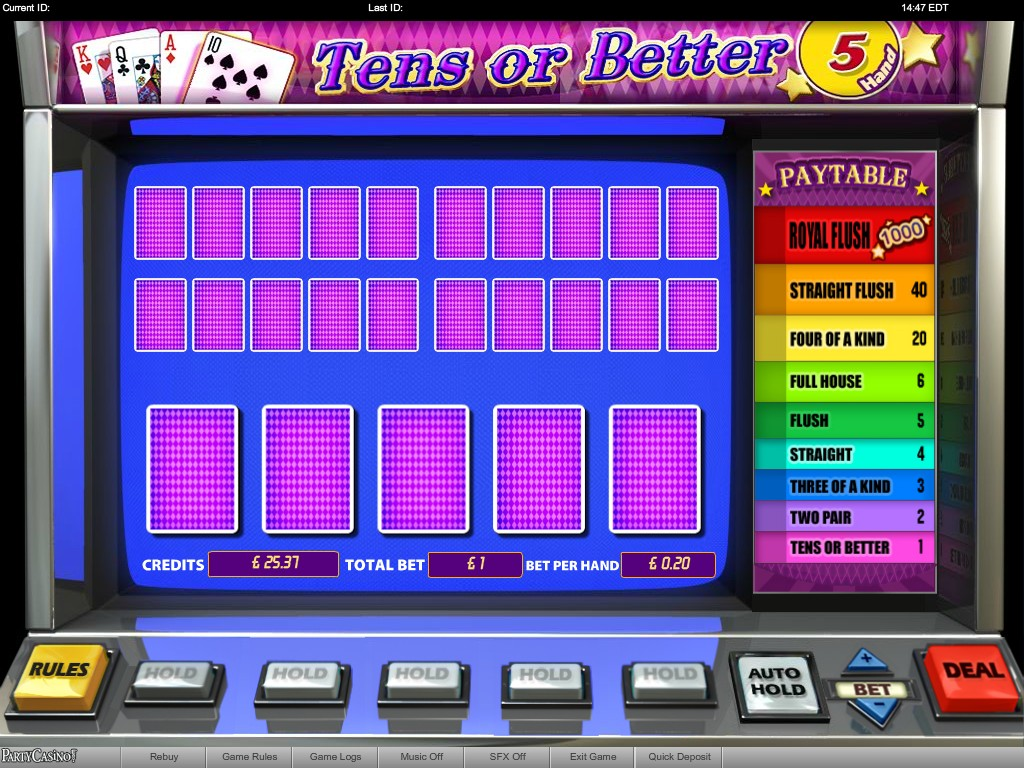 jackpot party casino slots free online poker 4 of a kind