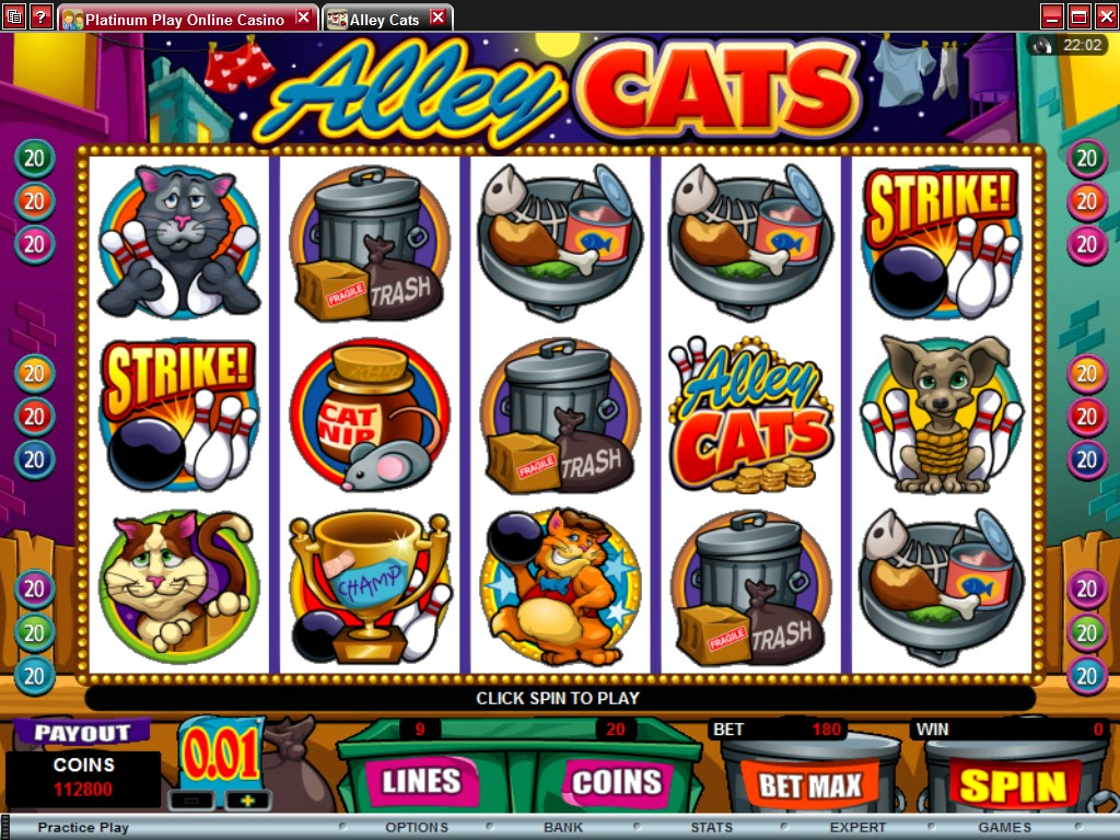 free casino slot play
