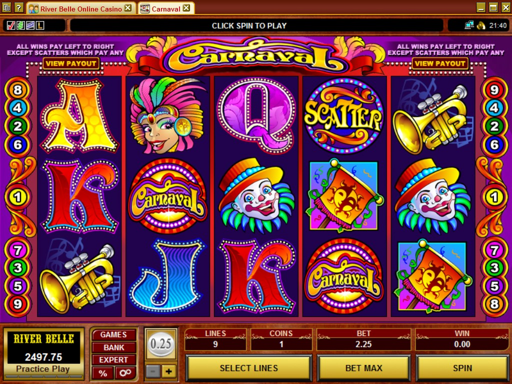 Riverbelle Casino Free Download