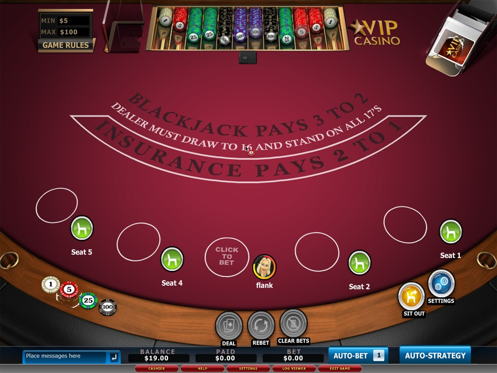 online casino vip manager