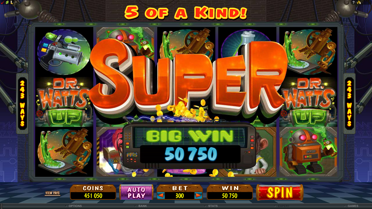 Dr. Alchemix Slot - Win Big Playing Online Casino Games
