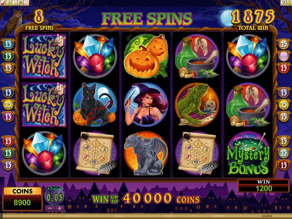 slots with bonus spins