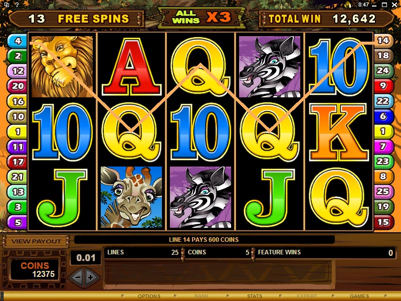 All free slots games with Free Spins
