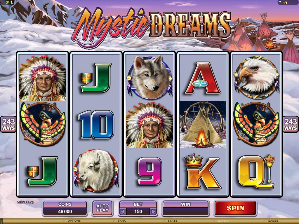 free internet casino slot games