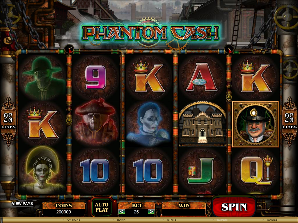 Phantom Casino Games Free