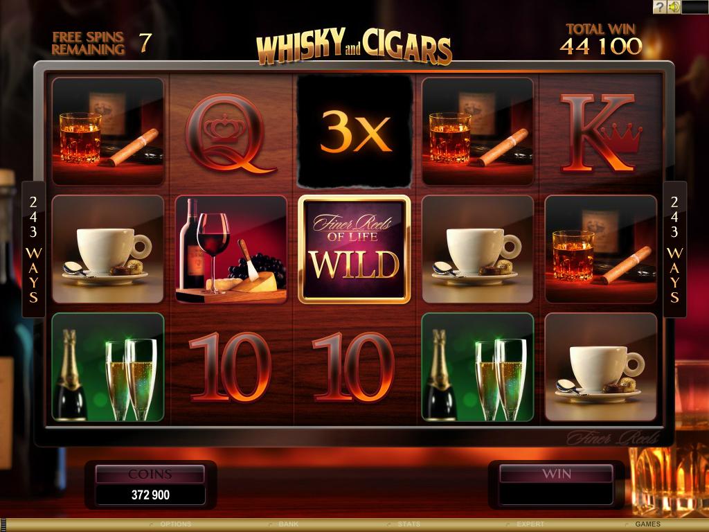 The Finer Reels of Life slot - spil online gratis