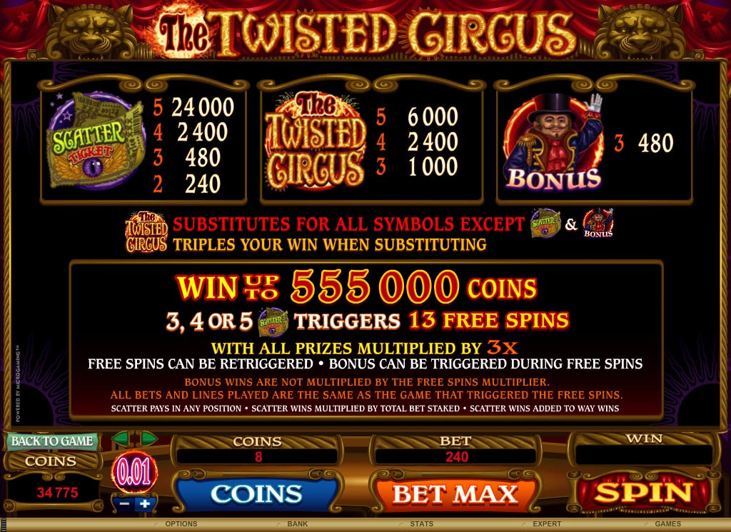 Twisted Fairytales Slot - Play the Free Casino Game Online